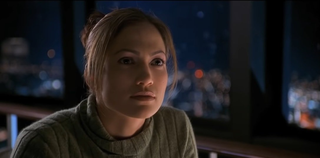 Jennifer Lopez was 28 years old when filming Out of Sight as Karen Sisco