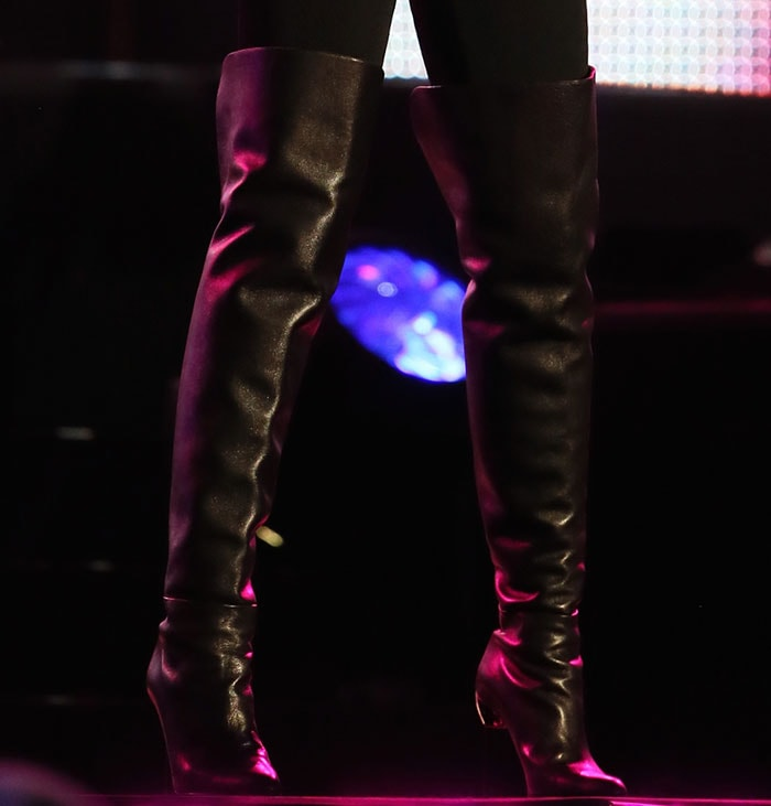 Jessie-J-Tom-Ford-Boots-Jimmy-Kimmel