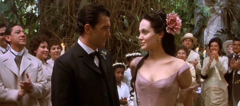 While the story takes place in Cuba, Antonio Banderas and Angelina Jolie filmed most of Original Sin on location in Mexico