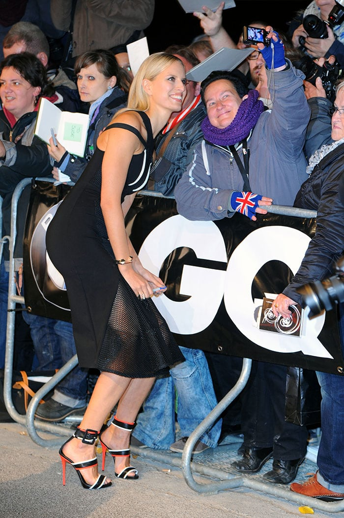 Thought differently, karolina kurkova gq men of the year