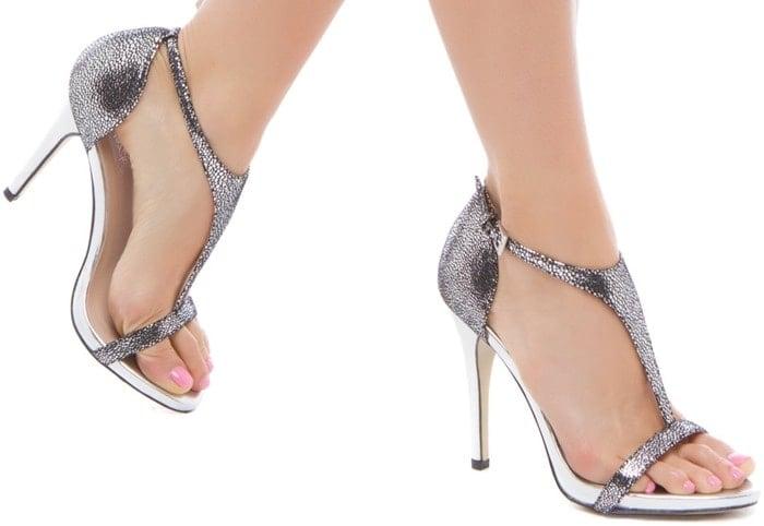 Karyn T-Strap Sandals