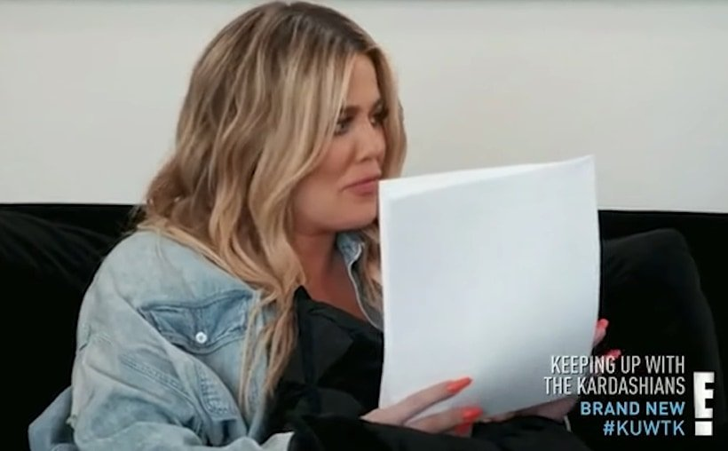 Khloe Kardashian reveals O.J. Simpson is unlikely to be her father in an episode of Keeping Up with the Kardashians