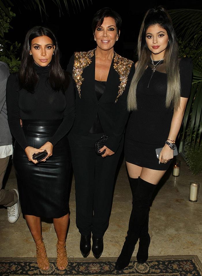 Kim-Kardashian-Kris-Kylie-Jenner-French-Montana-Birthday