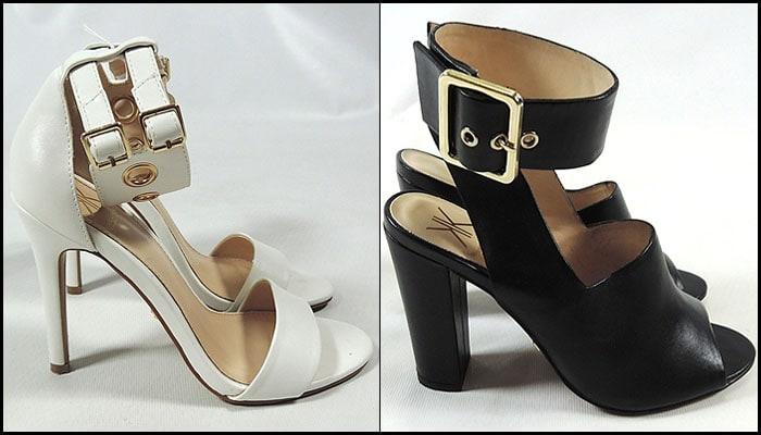 Kourtney Kardashian eBay shoes 1