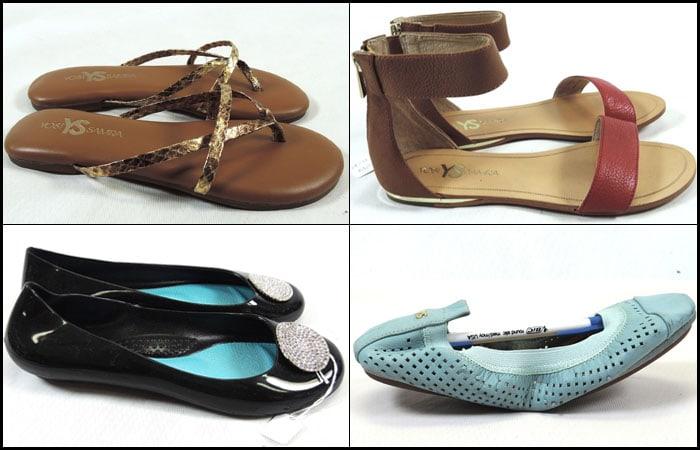 Kourtney Kardashian eBay shoes