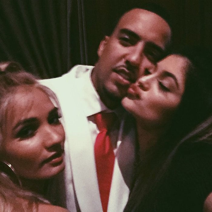 Kylie-Jenner-at-French-Montana's-birthday
