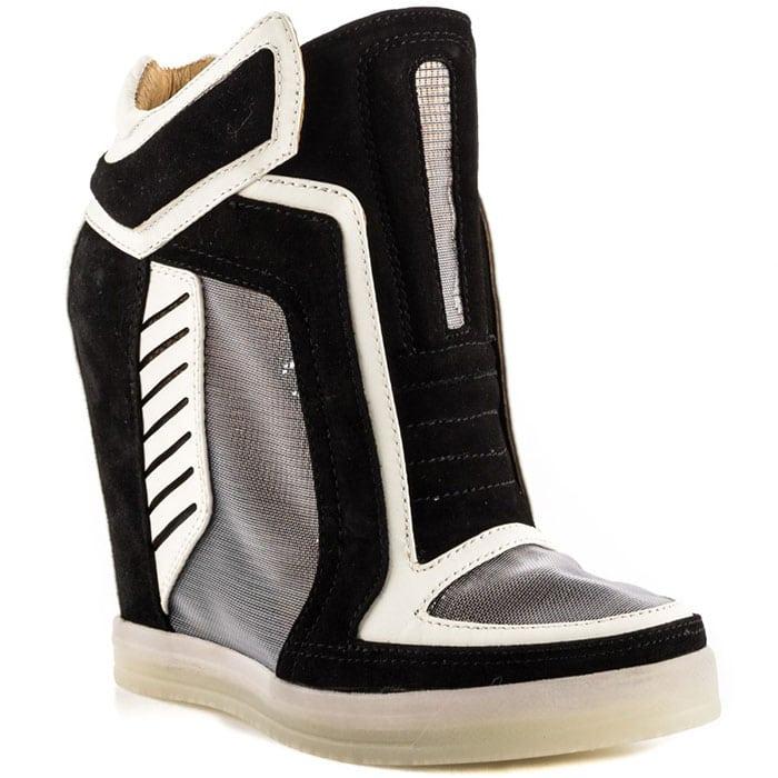 LAMB-Freeda-Wedge-Sneakers-Black-White-1