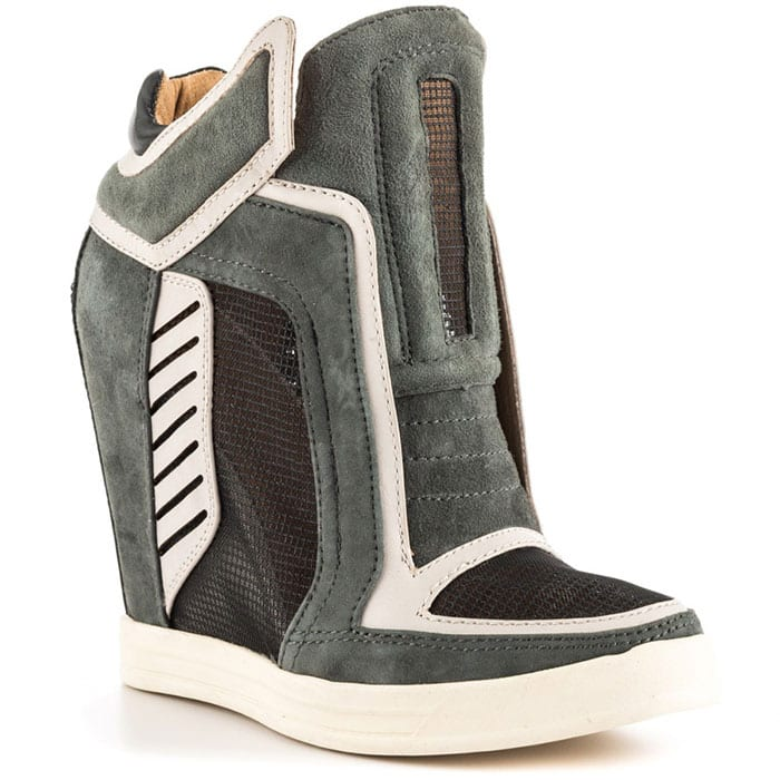 LAMB-Freeda-Wedge-Sneakers-Gray