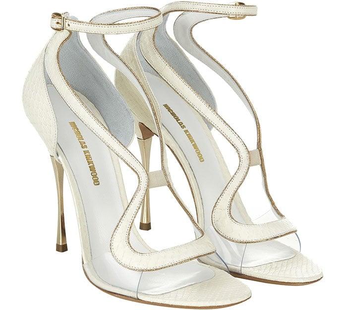 Nicholas Kirkwood Savara Double Sandals