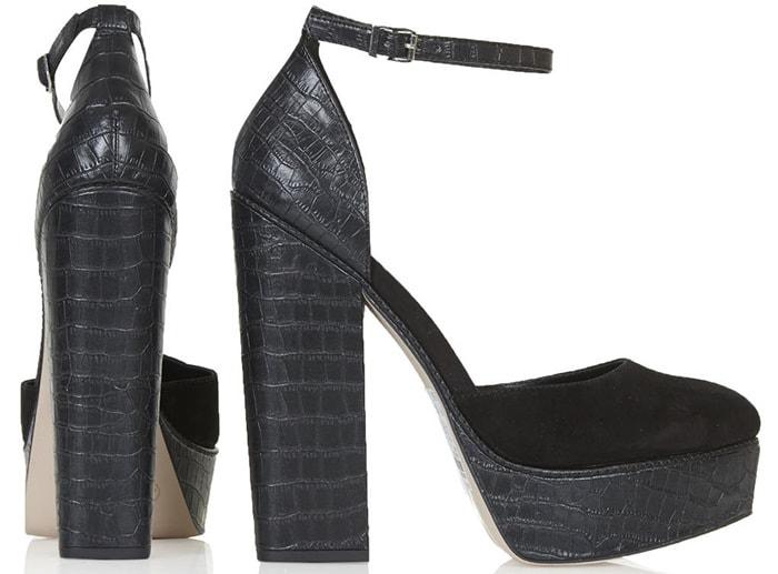 SHEILA Platform Shoes