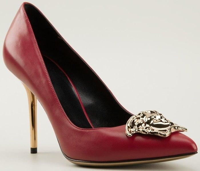 Versace 'Idol' pump