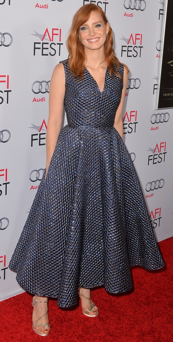 2014 AFI World Premiere of 'A Most Violent Year'