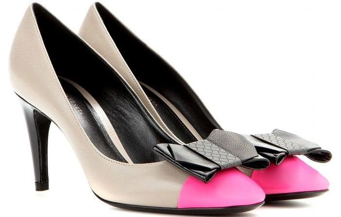 Bottega-Veneta-Leather-Pumps-pink