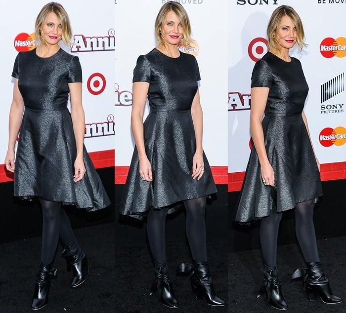 New York premiere of 'Annie' - Arrivals