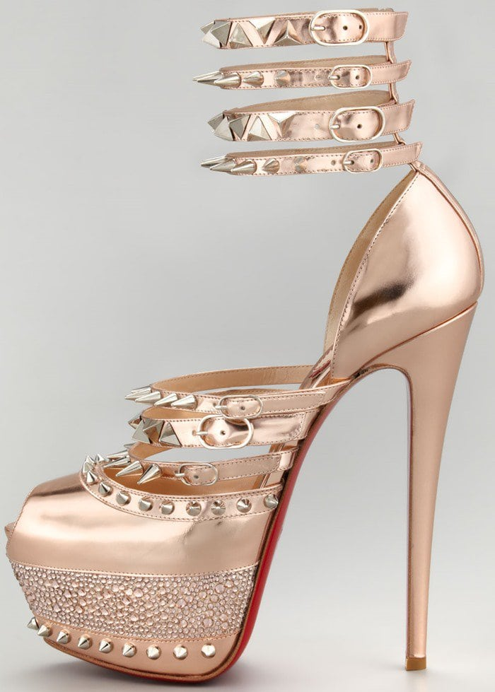 Christian Louboutin Isolde Red Sole Pump