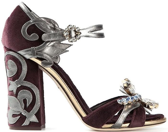 Dolce & Gabbana Biance Sandals