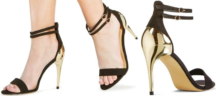 Keely Ankle-Strap Sandals