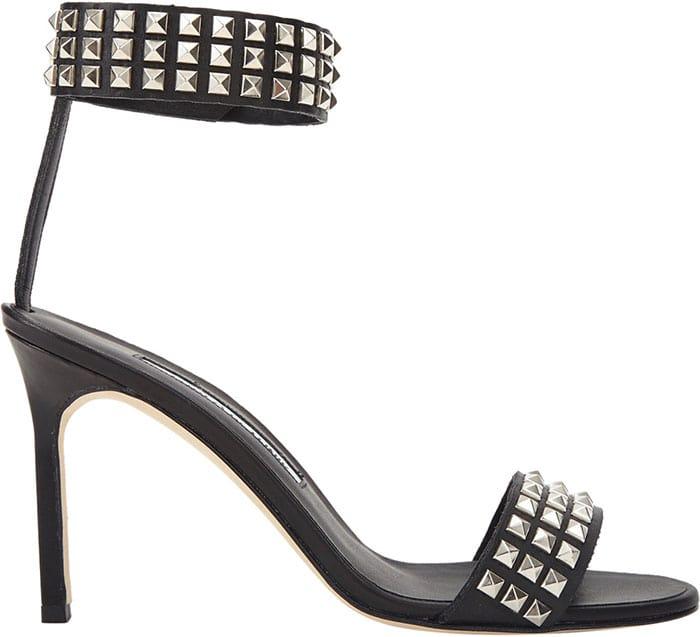 Manolo-Blahnik-Studded-Rocco-Sandals-1