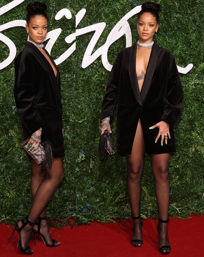 The British Fashion Awards 2014