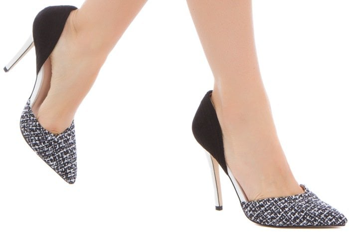 Tami Pointy-Toe d'Orsay Pumps