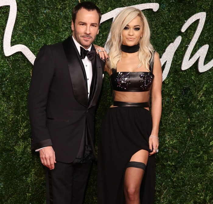 The British Fashion Awards 2014