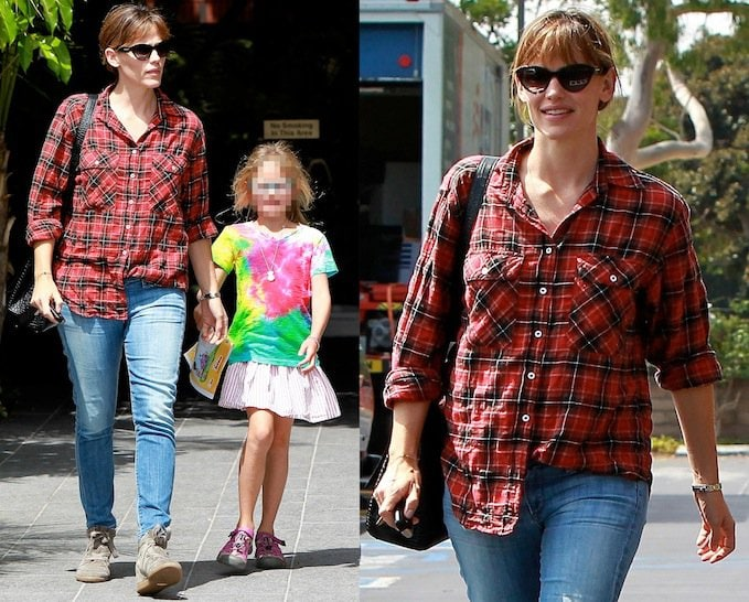 jennifer-garner-plaid