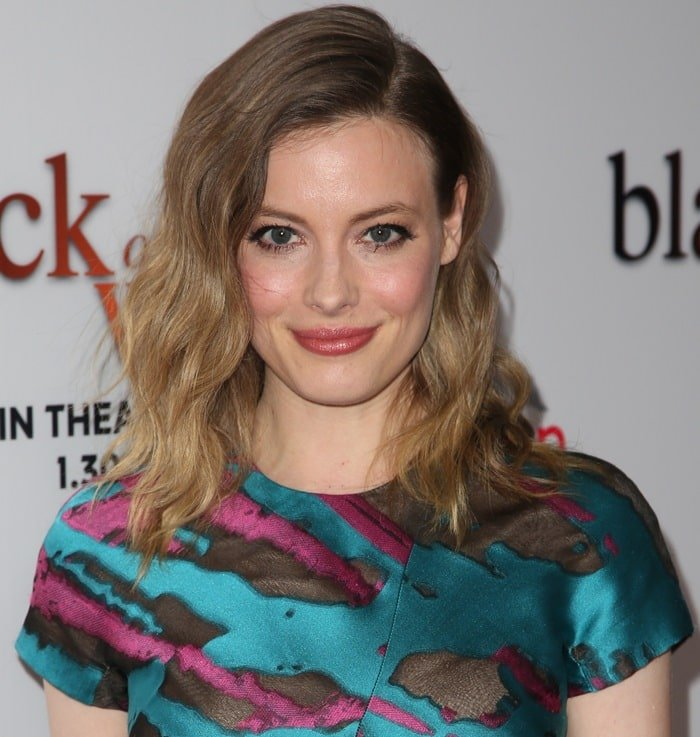 Gillian Jacobs at the premiere of Relativity Media's Black or White held at Regal Cinemas L.A. Live in Los Angeles on January 20, 2015