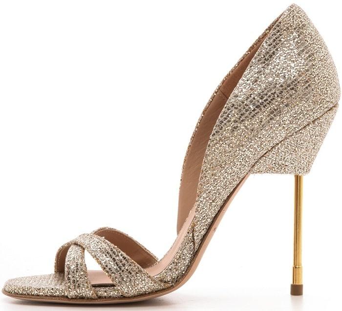 Kurt Geiger London Beverly d'Orsay Sandals