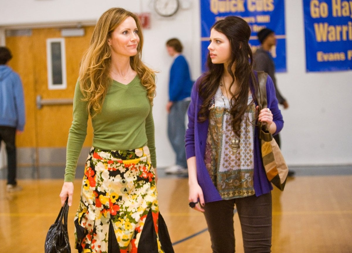 Leslie Mann was 37 and Michelle Trachtenberg was 23 when 17 Again was released in April 2009