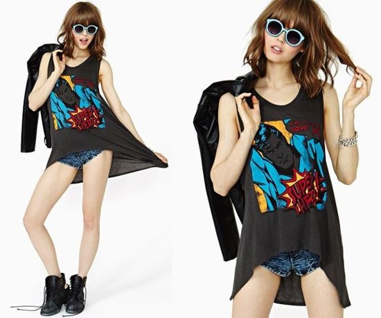 Super Hero Muscle Tee