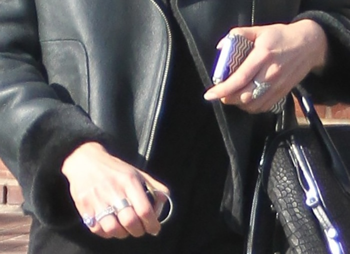 Which ring is it? Nikki Reed is reportedly engaged to Ian Somerhalder