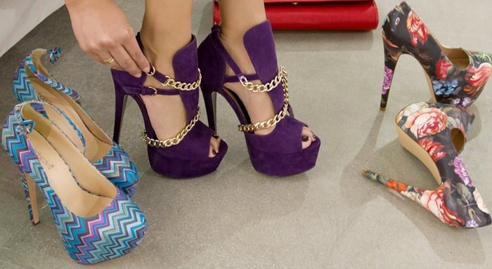 New ShoeDazzle Pumps and Heels