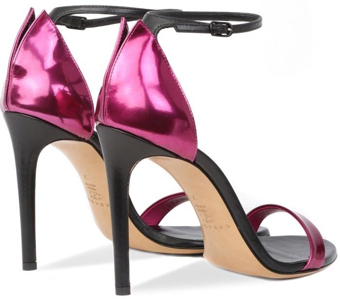 Casadei Evening Sandals Magenta