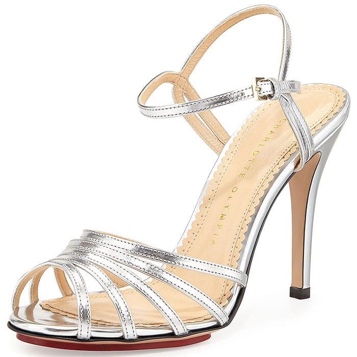 "Charlotte Olympia ""Gilda"" Sandals"