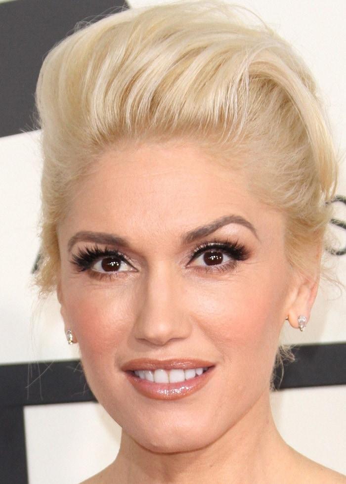 Gwen Stefani accessorized with Lorraine Schwartz jewelry