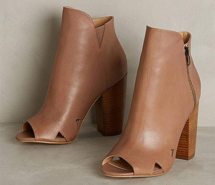 "Kelsi Dagger ""Brasilia"" Sandal Booties"