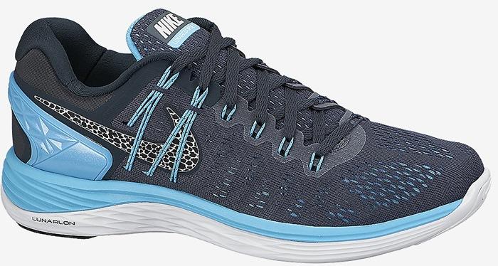 Nike LunarEclipse 5 Blue Sneakers