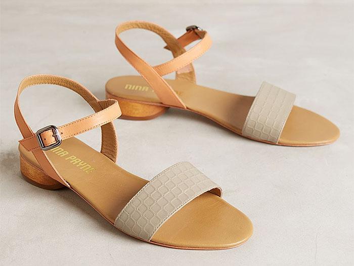Nina Payne Kotze Sandals