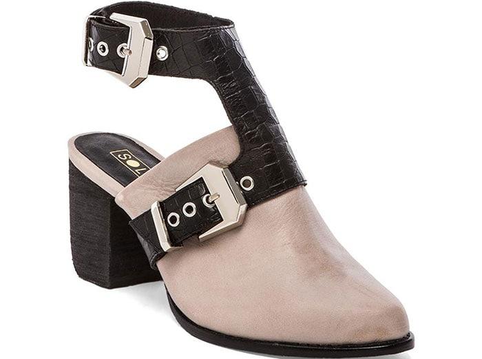 Sol Sana Malvin Boots in Stone
