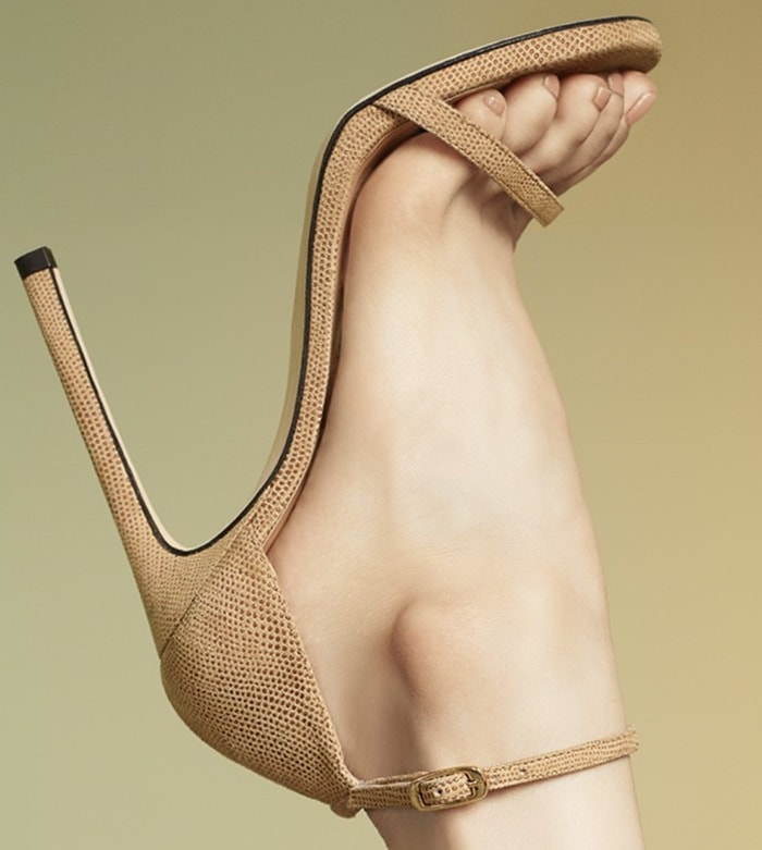 Stuart Weitzman 'Nudist' Sandals