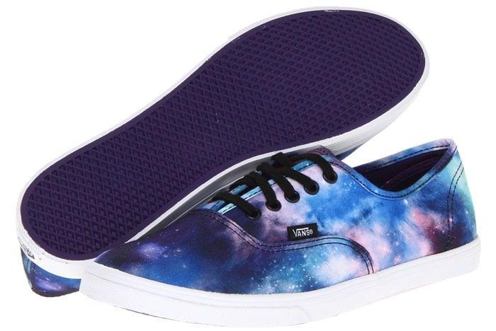 Vans Authentic Lo Pro Cosmic Skate Shoe