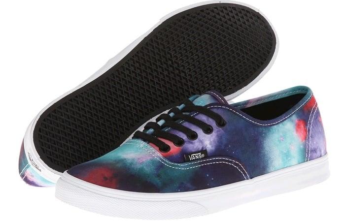 Vans Authentic Lo Pro Galaxy Skate Shoe