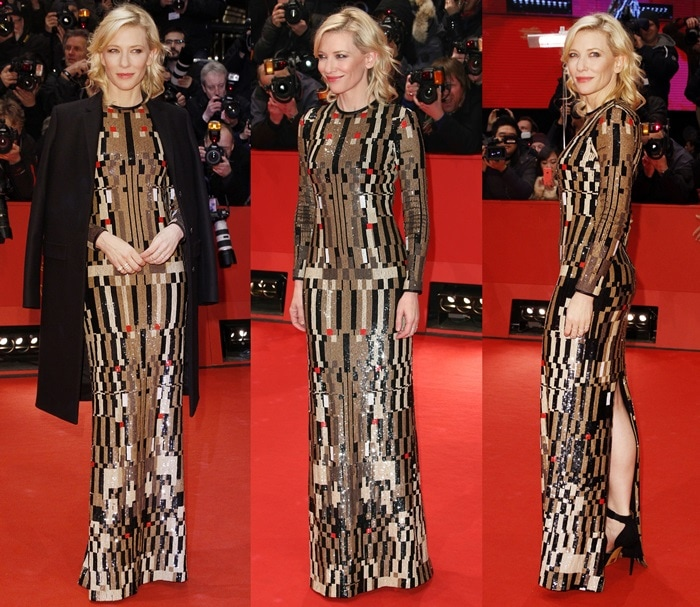 Cate Blanchett's mesmerizing Givenchy gown