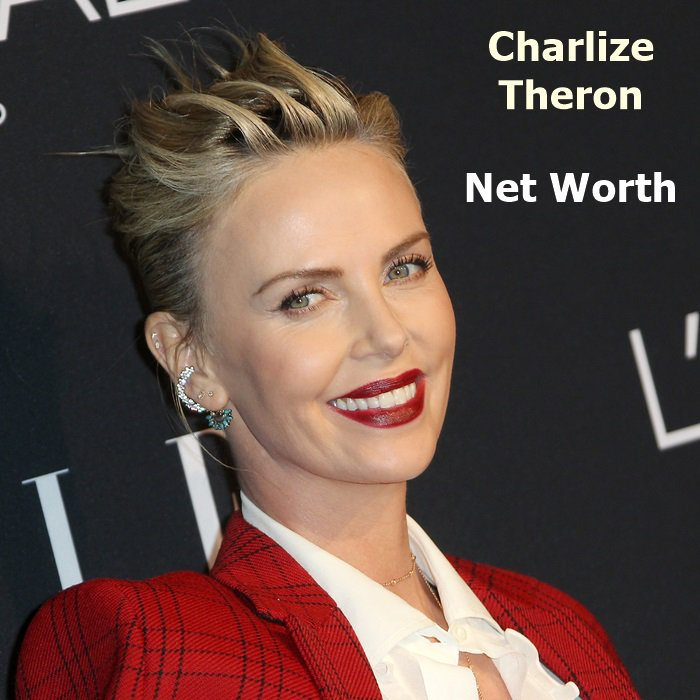 Charlie Theron's net worth increases by several million dollars every year