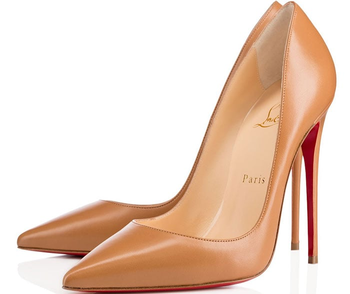 Christian Louboutin 'So Kate' pumps