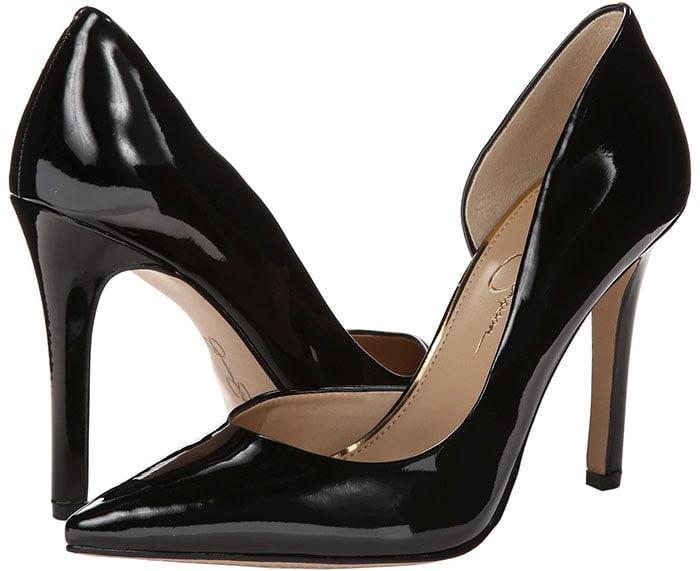 Jessica Simpson Claudette Pumps Black