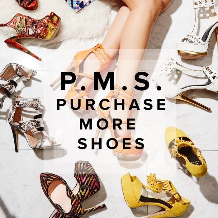ShoeDazzle March Shoes