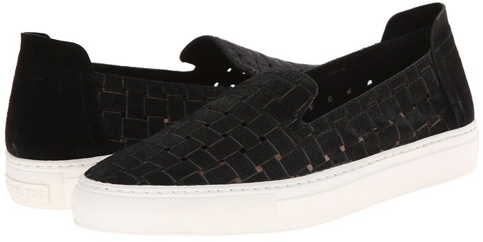 Rachel Zoe Burke Black Fashion Sneakers