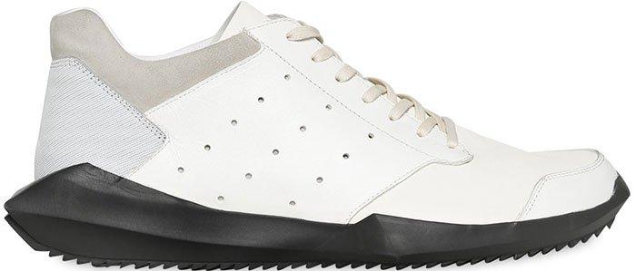 Rick-Owens-Adidas-Tech-Runner-Black-White-Trainers