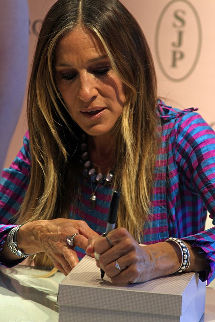 Sara Jessica Parker considered a fashion icon by many women